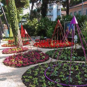 Gartenfestival in Cervia 2008