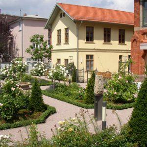 Bibliotheks- und Museumsgarten Sömmerda