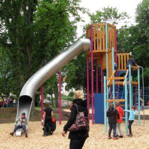 Spielplatz im Stadtpark Sömmerda